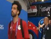 محمد صلاح لاعب منتخب مصر و ليفربول