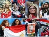 جماهير مصر تؤازر المنتخب