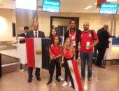 مصر للطيران تنقل المشجعين الى روسيا