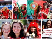 جميلات البرتغال تنافسن أسود المغرب