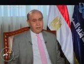 الفريق مهاب مميش رئيس هيئة قناة السويس