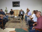 محافظ جنوب سيناء يلتقى وفدا ايطاليا