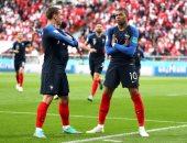 مباراة فرنسا وبيرو