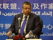 الشاعر حبيب الصايغ رئيس اتحاد الكتاب العرب