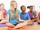 اليوجا للأطفال - صورة أرشيفية