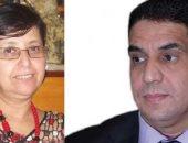 عبد الرحيم العلامى وليلى الشافعى