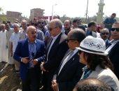 الدكتور عز الدين ابو ستيت وزير الزراعة واستصلاح الاراضى