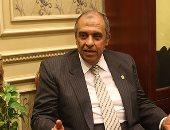 الدكتور عز الدين أبو ستيت وزير الزراعة واستصلاح الأراضى