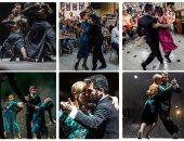"""المهرجان العالمى لرقصى """"التانجو"""" فى كولومبيا"""