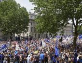 مظاهرات بريطانية - أرشيفية