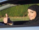 قيادة المراة