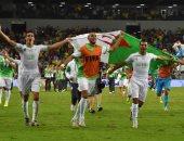 منتخب الجزائر 2014