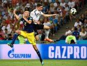 مباراة المانيا والسويد