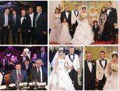 حفل زفاف نجل شوقى غريب