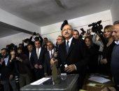 كمال كليجدار أوغلو، رئيس حزب الشعب الجمهورى التركى