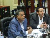 معتز محمود، رئيس لجنة الإسكان بمجلس النواب