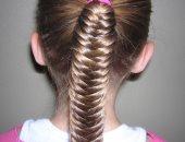 ضفيرة الشعر
