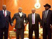 مفاوضات السلام بجنوب السودان