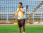 ياسين بوعصيدة مدرب أحمال الإسماعيلى