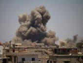 غارات الجيش السورى