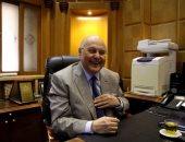موسى مصطفى موسى ، رئيس حزب الغد والمرشح الرئاسى السابق