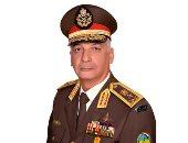 الفريق محمد زكى القائد العام للقوات المسلحة وزير الدفاع