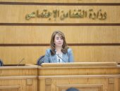 وزيرة التضامن غادة والى