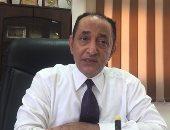 الدكتور حبش النادى رئيس جامعة العريش