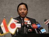 السفير تاكيهيرو كاجاوا سفير اليابان لدى مصر