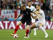 إنجلترا ضد كرواتيا