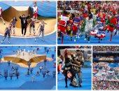 حفل ختام مونديال كأس العالم 2018
