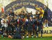 منتخب فرنسا بطل كأس العالم