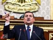 النائب أسامة هيكل رئيس لجنة الثقافة والإعلام بمجلس النواب