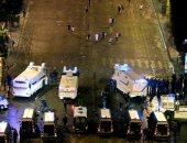 الشرطة الفرنسية تخلى شارع الشانزليزيه