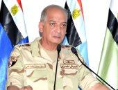 الفريق محمد زكى وزير الدفاع