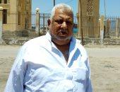 محمد محمد جربوع عمدة قرية الجرابعة