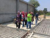 المحطة الوسيطة بمدينة طوخ