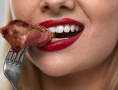 اللحوم الحمراء ترفع حرارة الجسم - أرشيفية