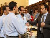 مستشار الإمام الأكبر خلال محاضرة بمنتدى شباب صناع السلام