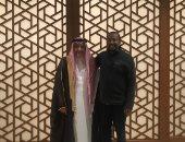 أحمد قطان يلتقى رئيس الوزراء الأثيوبى