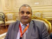 الدكتور أحمد إسماعيل نور الدين أستاذ الأحياء المائية بالمركز القومى للبحوث