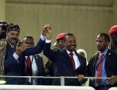 رئيس وزراء اثيوبيا ورئيس اريتريا