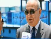 الدكتور عبدالعظيم محمد رئيس هيئة النقل النهرى