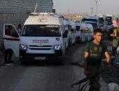 عملية إجلاء فى سوريا - أرشيفية