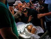 استشهاد فلسطينيين بغزة - أرشيفية