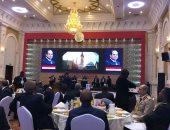 حفل عشاء علي شرف الرئيس عبد الفتاح السيسي في الخرطوم