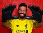 أليسون حارس ليفربول الجديد