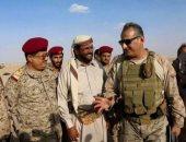 الأمير فهد بن تركى قائد القوات المشتركة