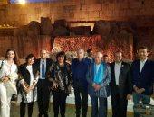 وزيرة الثقافة تشهد حفل افتتاح مهرجانات بعلبك