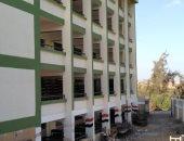 صيانة مدارس الغربية خلال الأجازة الصيفية